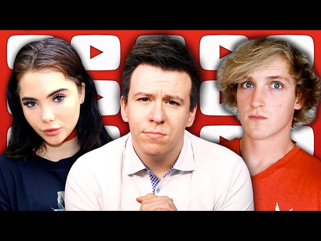 Why A Controversial Change Has The Internet Angry at Logan Paul, Youtube, and More...