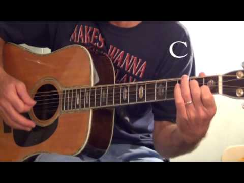 015A Songs with 4 String Chords ( I\'ve Been Working on the RR and ...