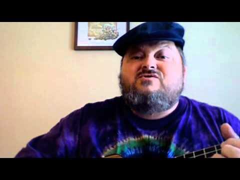 Three Wooden Crosses- Randy Travis Ukulele cover - YouTube