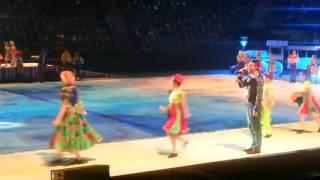 Навка -Костомаров. Авербух, . Балет . Бременские музыканты.  на льду.