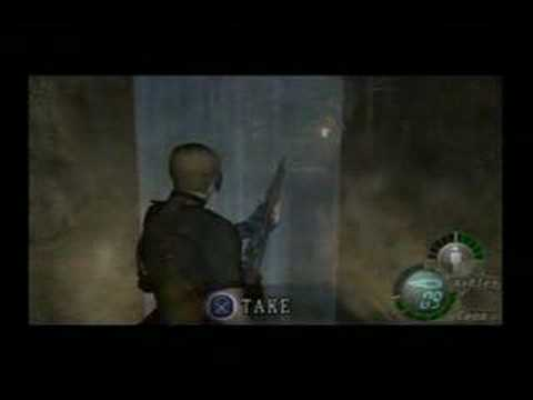 Resident Evil 4 Chapter 2-3 Right Route Pt  24