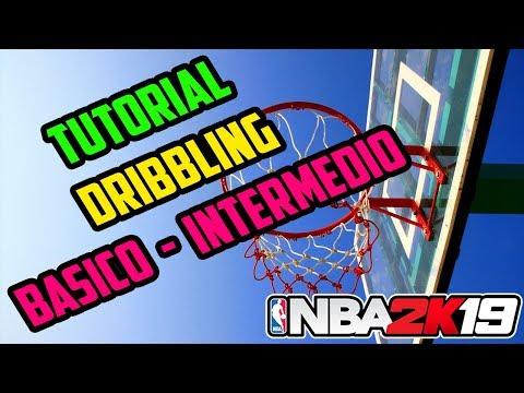 NBA 2K19 | Tutorial Dribbling - Movimientos básicos e intermedios | Español