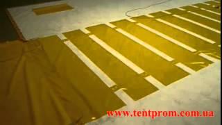 Изготовление тента с печатью на полуприцеп(Изготовление тента с печатью на полуприцеп 13.6 м из ткани пвх 650 и 510 гр/м.кв с усилениями в местах соприкоснов..., 2015-08-02T12:40:18.000Z)