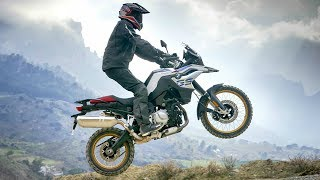2018 BMW F 850 GS - Travel Enduro with Strong Character