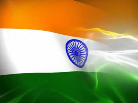 Indian Tiranga 3d Wallpaper Animation Backgrounds Video Background With Indian Flag