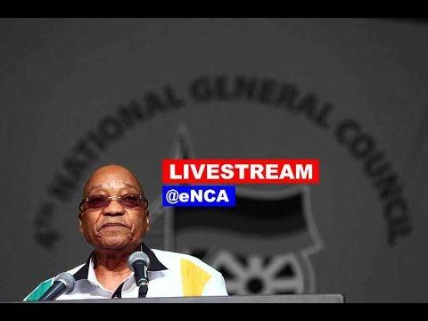 President Zuma speaks at the ANCKZN cadres forum in KwaDukuza