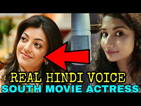 Top 5 Female Dubbing Artist of South Indian Actress  Real Hindi Voice Behind South Indian Actress