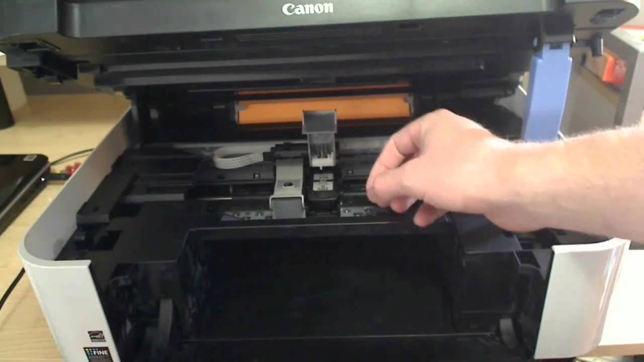 changing ink canon pixma mx340 youtube rh youtube com  canon pixma mx340 owners manual
