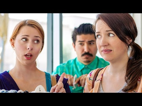 Thumbnail: Weird Advice Pregnant Couples Get