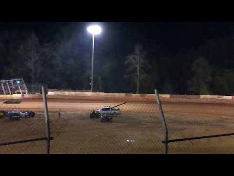 Renegade/Stock 8 Harris Speedway 4/28/18
