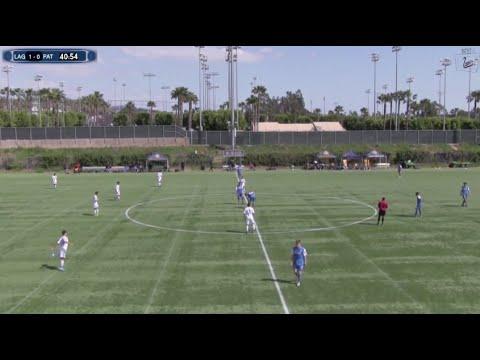 '99/'00: Pateadores Academy vs LA Galaxy Academy