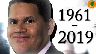 Reggie: The Story You Never Knew | Goodnight Sweet Nintendo Prince