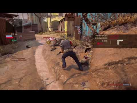 UNCHARTED 4: Lowe-S General gameplay with weapon expert booster 17-5