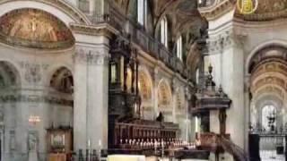 Лондонскому собору Святого Павла - 300 лет(В истории известно пять соборов святого Павла, которые существовали в разное время, но находились на одном..., 2009-11-20T15:56:32.000Z)
