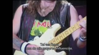 Dave Murray & Nicko McBrain Relax Day (Subtitulos en español) - Iron Maiden Rock in Rio 2001