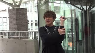 H!dE 『1日遅れのバレンタイン feat erica』    2019/5/18 岡山駅西口広場    路上ストーリートライブ