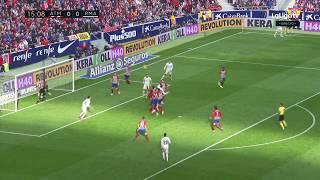 Download Video GOL de CHILENA de CASEMIRO😱Atletico De Madrid vs Real Madrid MP3 3GP MP4