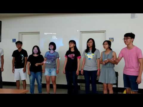 NCKU Anthem Performed by chorus group