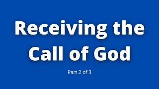 20211023 | Receiving tнe Call of God | Shelley Quinn [Part 2 of 3]