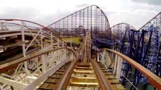 Big Dipper On Ride POV - Blackpool Pleasure Beach 1080p
