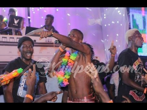 Kwesi Arthur & Darkovibes turn up Tidal Rave 2017 | GhanaMusic.com Video