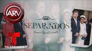 Divorcio sacude a la familia real en Inglaterra | Al Rojo Vivo | Telemundo