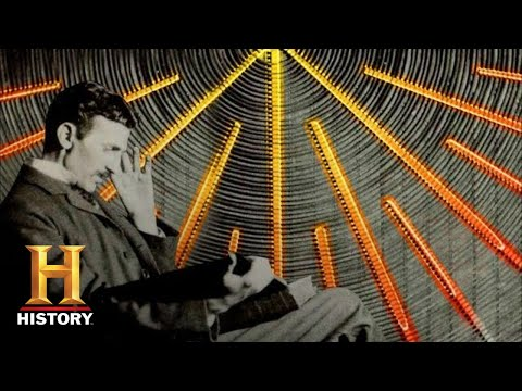 Ancient Aliens: Tesla's Interstellar Communications (Season 9) | History