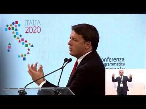 L'intervento alla Conferenza Programmatica del PD a Napoli