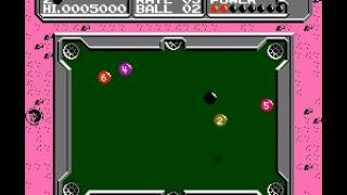 Lunar Pool (NES) - Vizzed.com Play