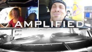 Painful Bass, Fi/Sundown Hairtricks, Taco bell drive thru prank - Amplified #98
