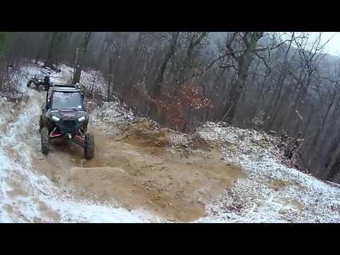 RZR XP1000 Vs RZR XP900 Trail 21 At Windrock