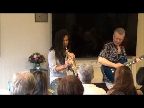 """Paul Taylor with Peter White - """"Pleasure Seeker"""" live"""