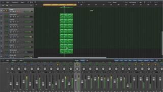 Mike Williams - Take Me Down (Gio Lennox Remake Logic Pro X)