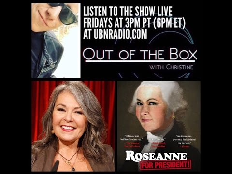 ROSEANNE BARR ON THE ELECTION OF DONALD TRUMP!