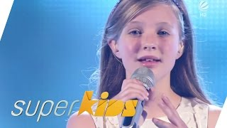"Gracie Wickens-Sweet (11 yrs old) gives stunning interpretation of ""Reflections"" from Disney's Mulan"