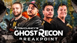 LES SOLDATS A L'AVENTURE SUR TOM CLANCY'S GHOST RECON BREAKPOINT !