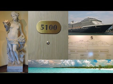 Review & Walk-thru of Balcony Stateroom 5100 aboard the Holl