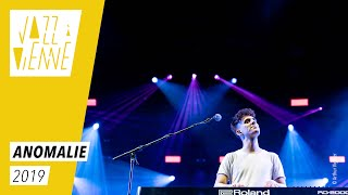 Anomalie - Jazz à Vienne 2019 - Live