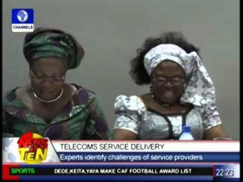 Telecoms Service Delivery:NCC/ICAF organize forum