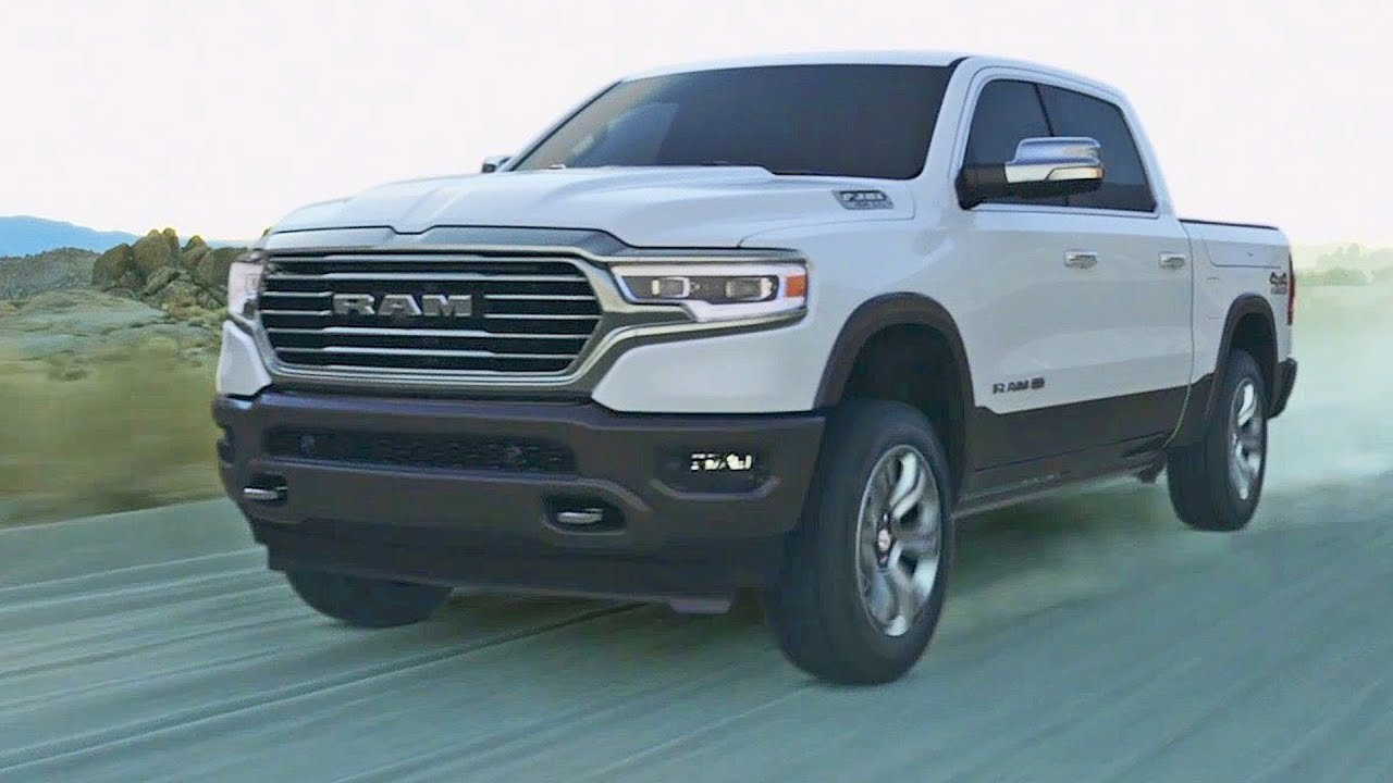 2019 Ram Laramie Longhorn The Most Luxurious Pickup Truck Youtube