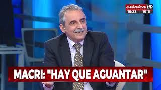 Guillermo Moreno &quotMarcos Pena no es serio&quot
