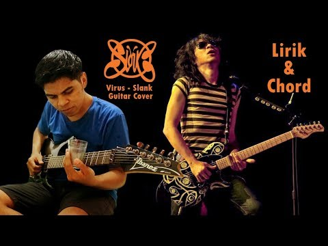 Virus - Slank Guitar Cover By Mr. JOM