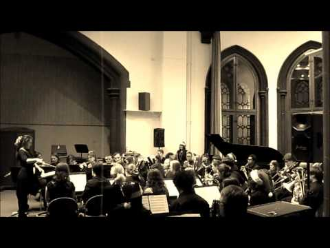 Glasgow University Music Club - Christmas Concert 2013 - Wind Band - Christmas Pop Sing a long