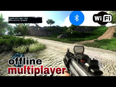 OFFLINE LAN MULTIPLAYER GAMES FOR ANDROID || USE LOCAL WIFI & BLUETOOTH TO PLAY