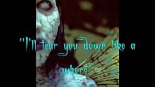 Deformography - Marilyn Manson [Lyrics, Video w/ pic.]