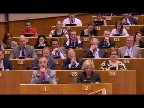 EU Parliament urges UK to trigger Article 50