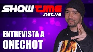 OneChot entrevistado por SHOWTIME