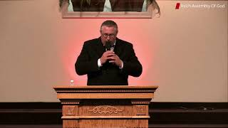 "Pastor Brian McDonald | ""I will Pour Out My Spirit"" 