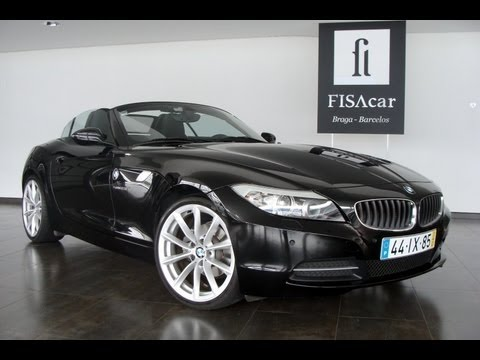 bmw z4 s drive 23i auto youtube. Black Bedroom Furniture Sets. Home Design Ideas