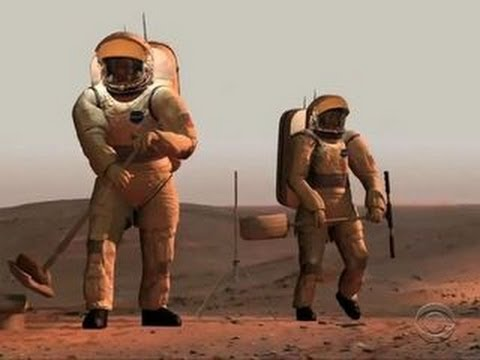 Is the future of humanity on Mars?